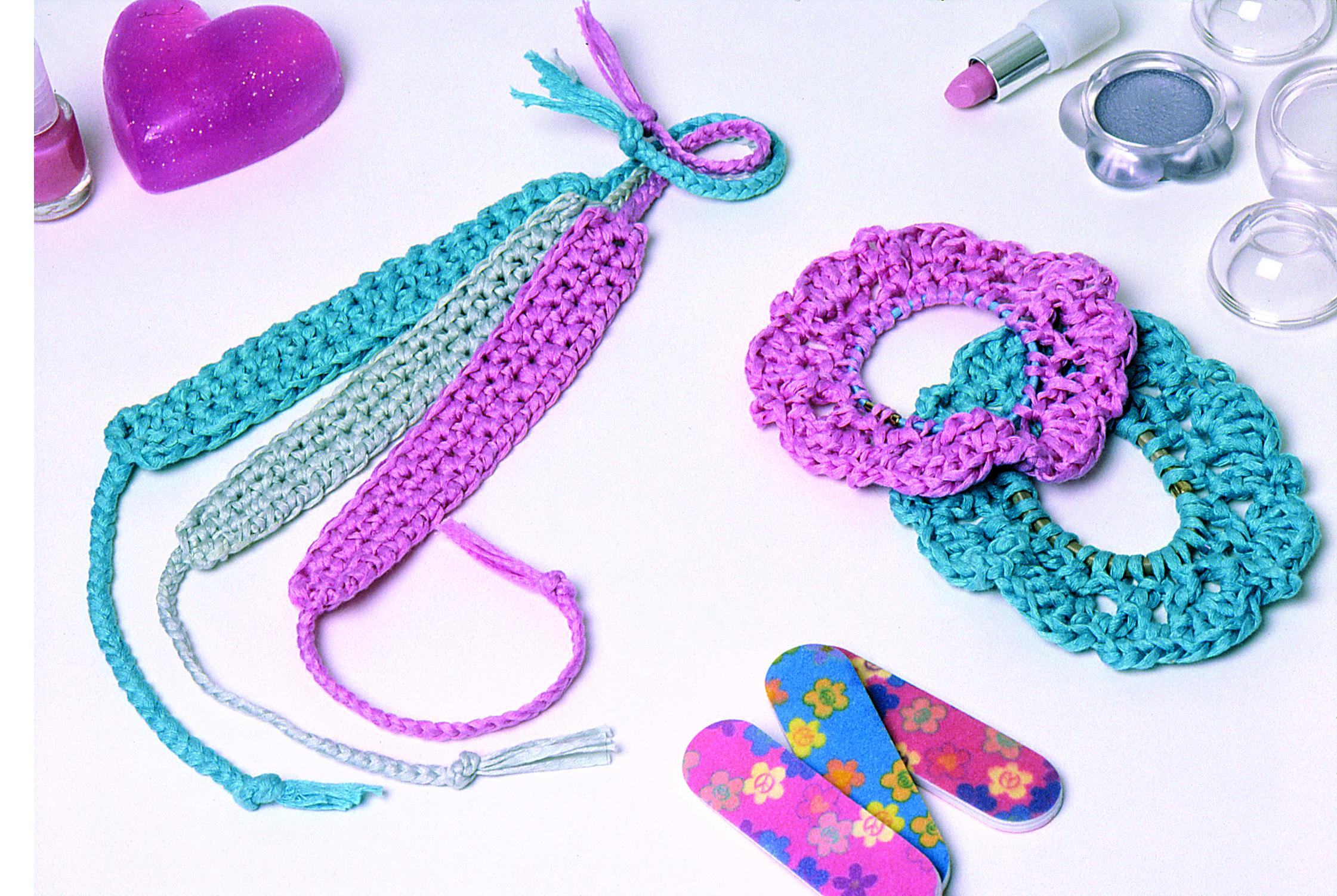 Free Crochet Patterns : Pottage Publishing
